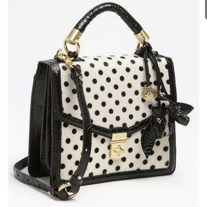 Handbags - Brahmin Olivia Rose Luna Calf Hair Handbag